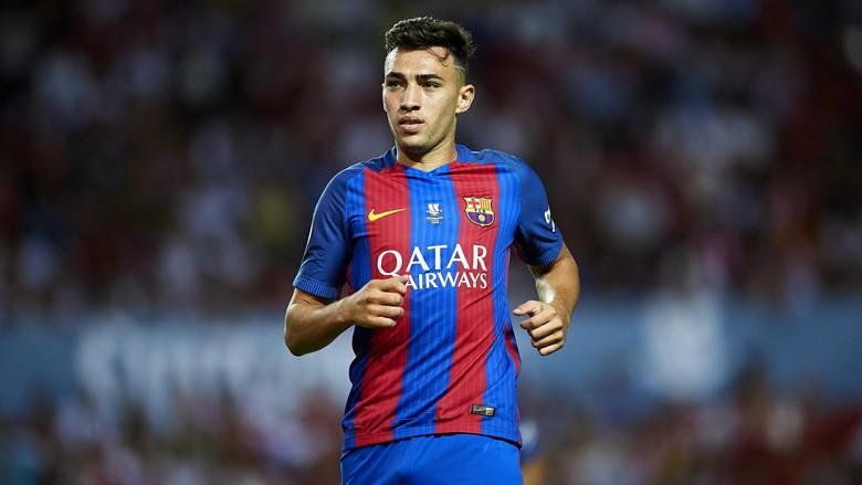 Roma Diklaim Sedang Negosiasikan Transfer Munir dengan Barca