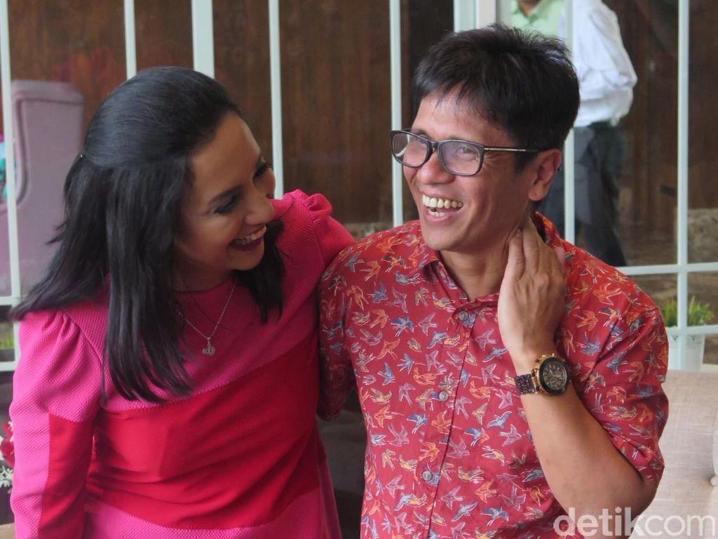 Ultah ke-44, Shahnaz Haque Malah Dipenjarakan Suami