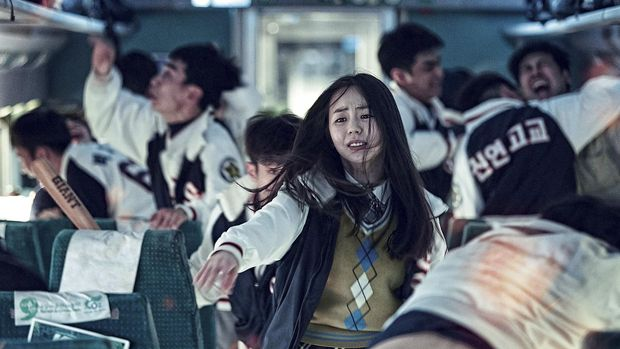 Film Train To Busan. (Dok. Istimewa)