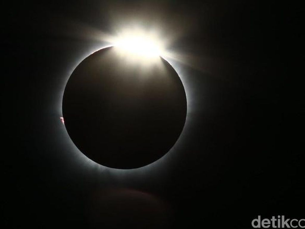 Akhir 2019, Gerhana Matahari Cincin Sapa Indonesia