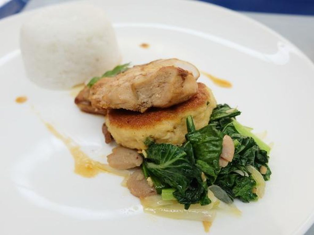Rumah Sakit Sediakan Daging Balado hingga Buttered Rice untuk Pasien Rawat Inap