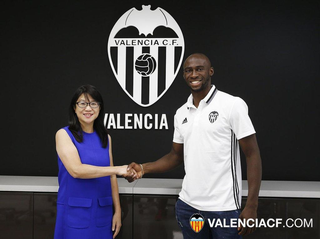 Mangala Merasa Ditakdirkan Main untuk Valencia