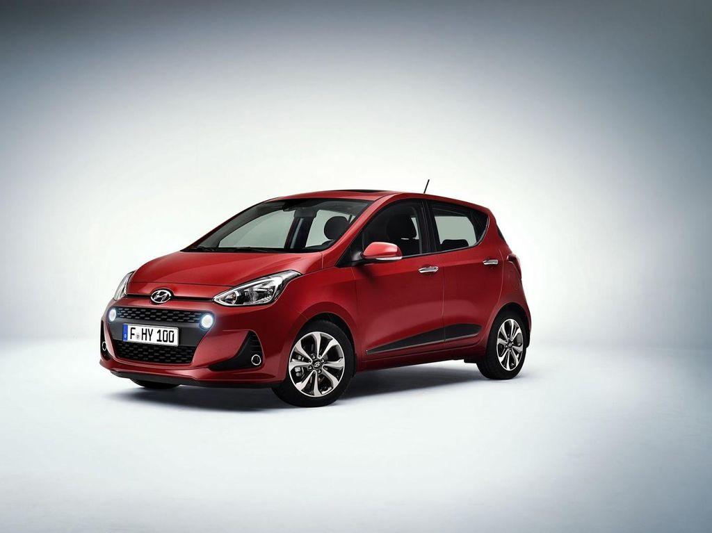 Hyundai Perbarui i10