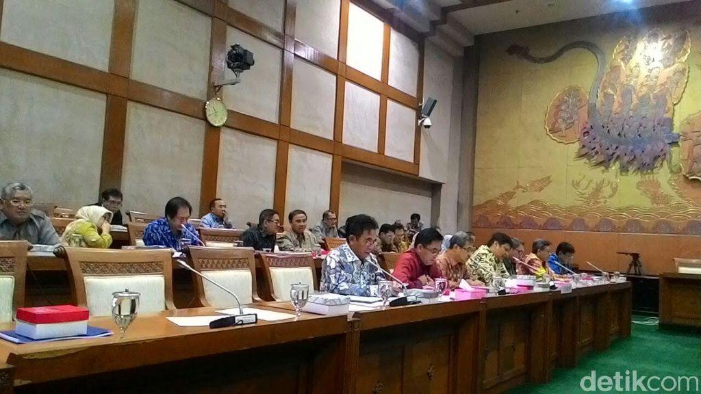 Rapat Bareng Komisi VI, Menperin Diminta Fokus Ciptakan Lapangan Kerja
