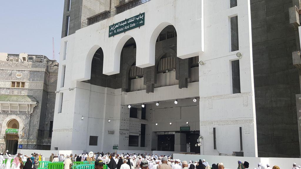 Salat Jumat di Masjidil Haram