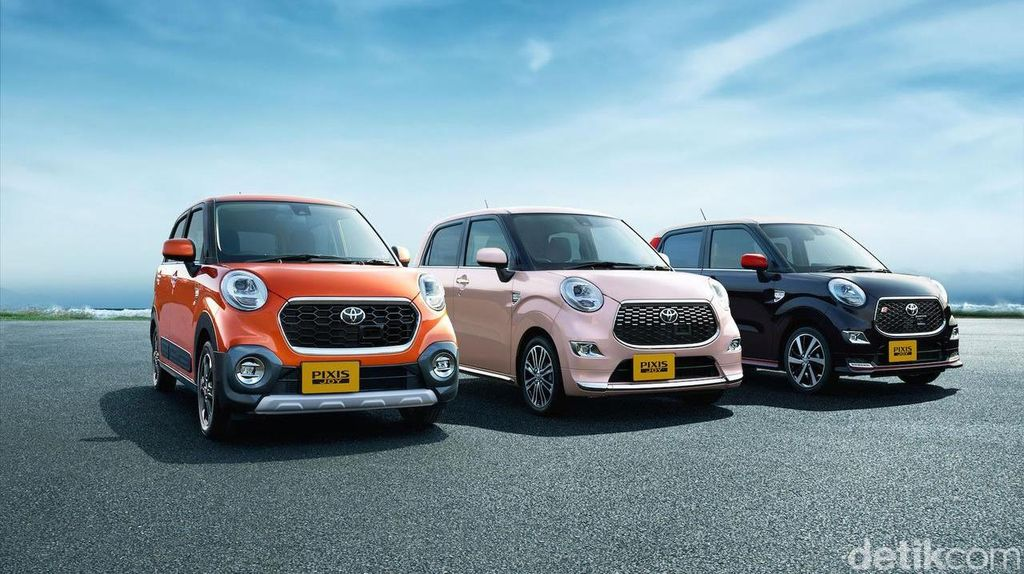 Mobil Mungil Terbaru dari Toyota