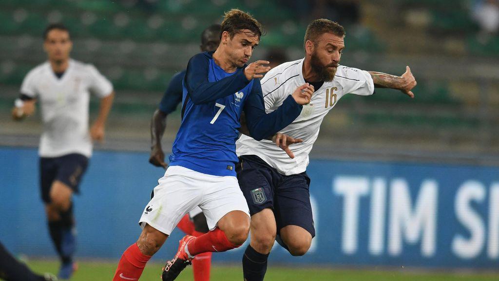 Prancis Tekuk Italia 3-1
