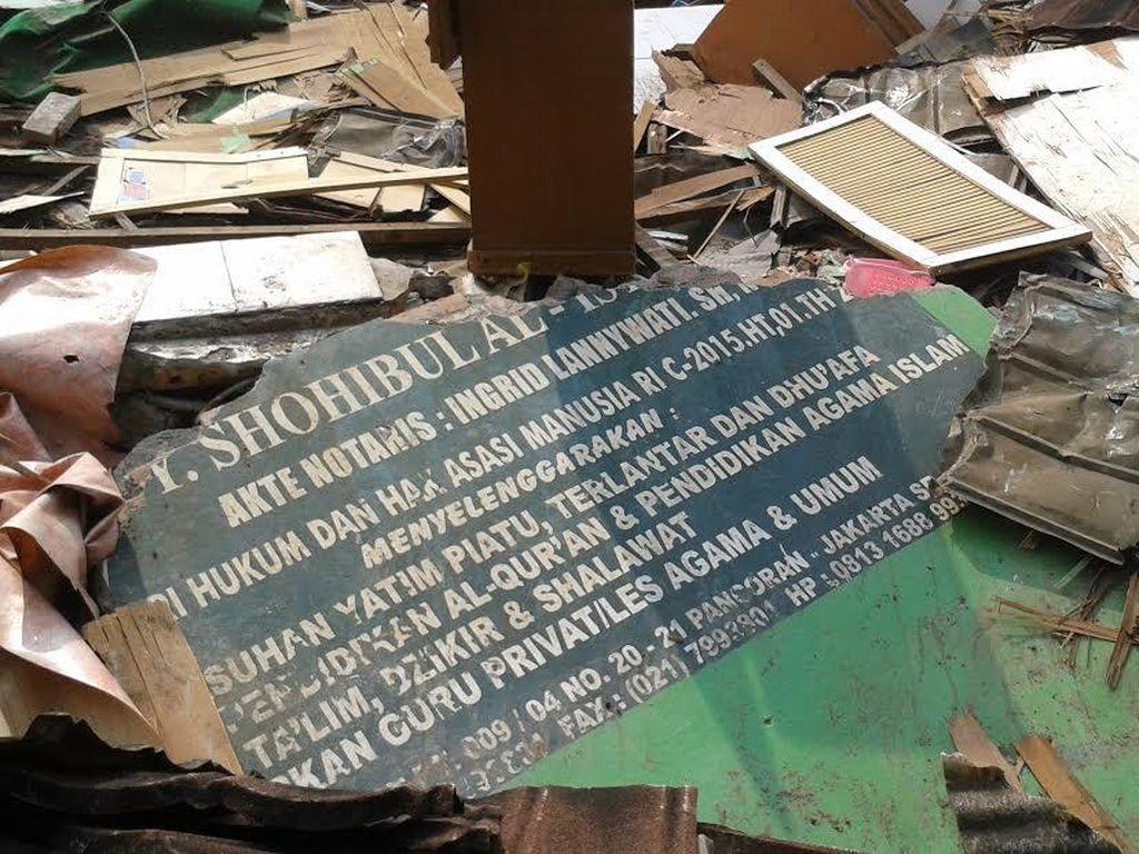 Ahok: Kami Tampung Anak Panti Asuhan yang Kena Gusur di Rawajati
