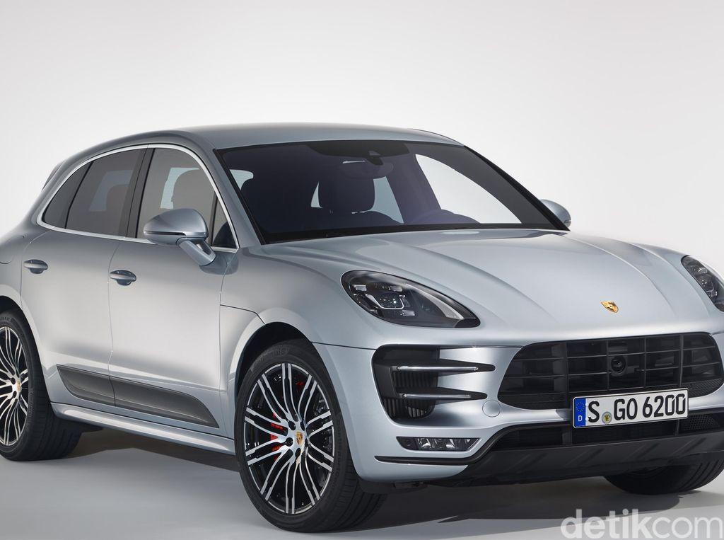 Porsche Macan Siap Berbekal Listrik