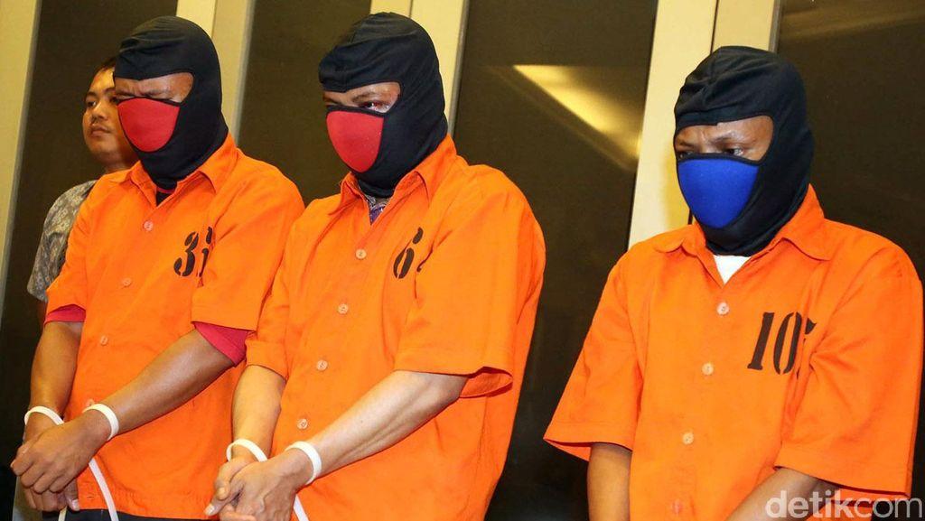 Polisi Amankan Tiga Tersangka Prostitusi Anak