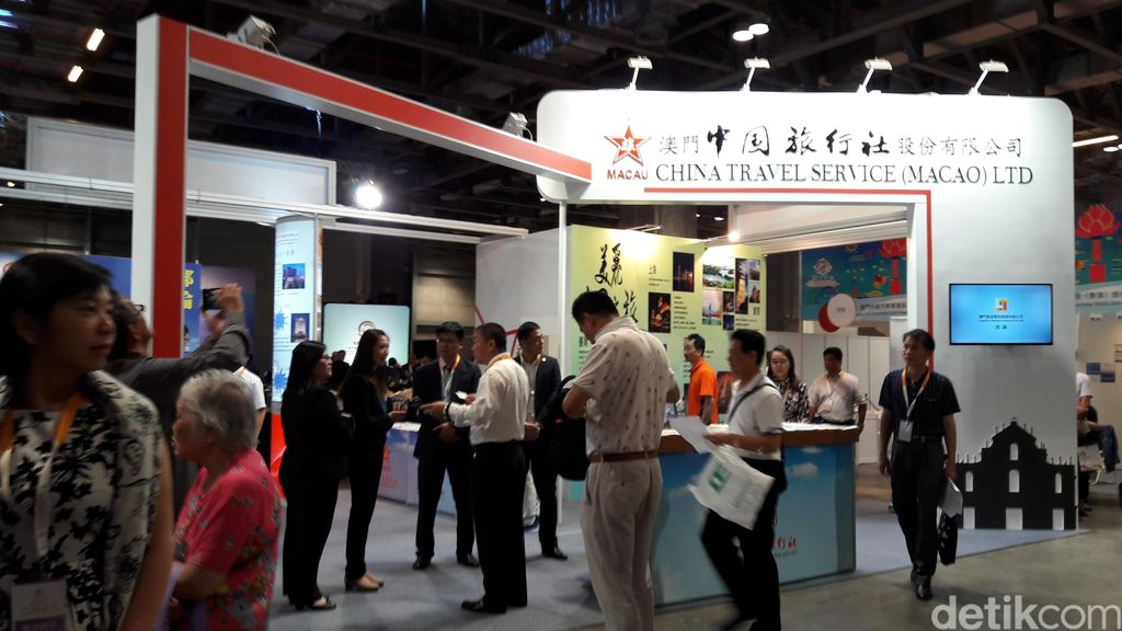 Macau Gelar Pameran Pariwisata Internasional