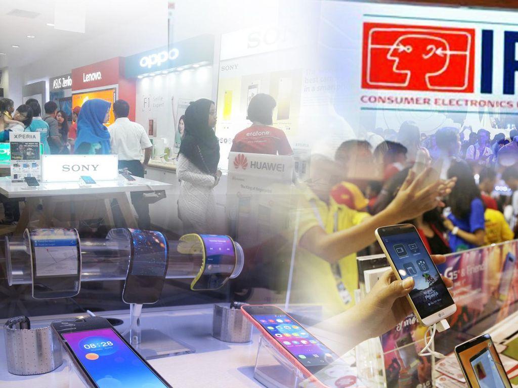Realme Bakal Pamer Teknologi di IFA untuk Pertama Kali