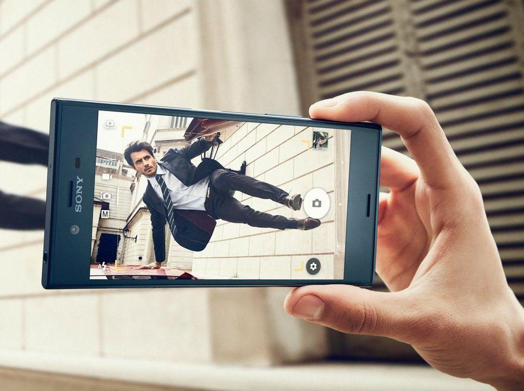 Penjualan Xperia Belum Bikin Sony Tersenyum