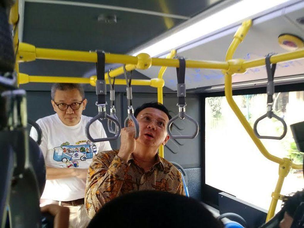 Ahok: Kami Akan Urus Orang-orang Tua dari Rawajati, Asal Masuk ke Rusun