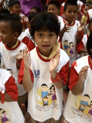 Sambut Hari Anak, Menkes Imbau Ortu Perhatikan Kebutuhan Gizi Anak