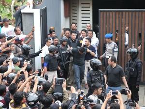 Adhi Jhon Otak Perampokan Pondok Indah Divonis 6 Tahun Penjara