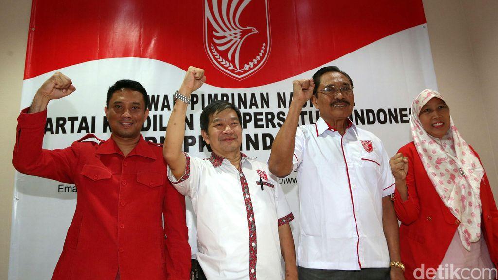 Haris Ingin Bertemu Hendropriyono Untuk Selesaikan Dualisme PKPI