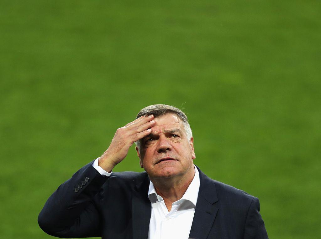 Allardyce Nervous Hadapi Laga Debutnya bersama Inggris