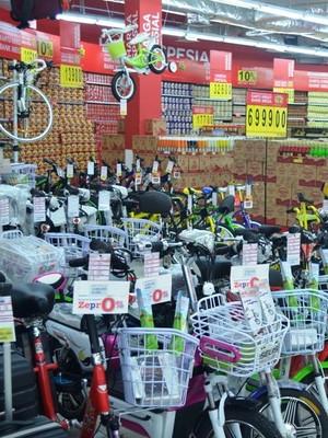 Lebih Seru Berakhir Pekan dengan Promo Transmart Carrefour