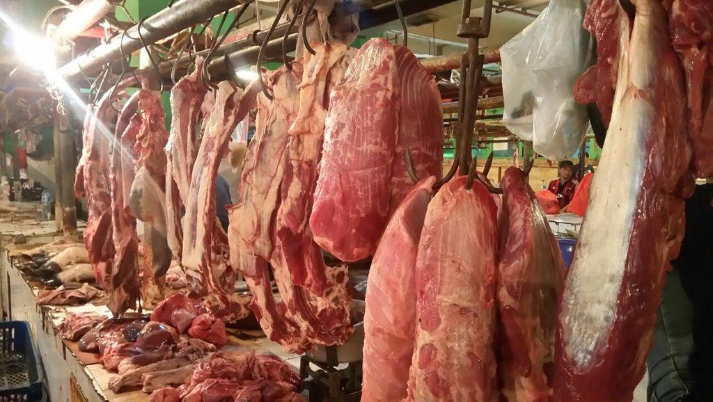 Harga Daging Sapi Masih Tinggi Rp 120.000/Kg