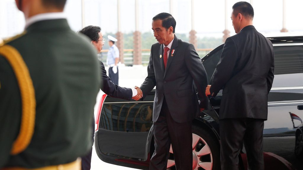 Jokowi Hadiri KTT G20 di China