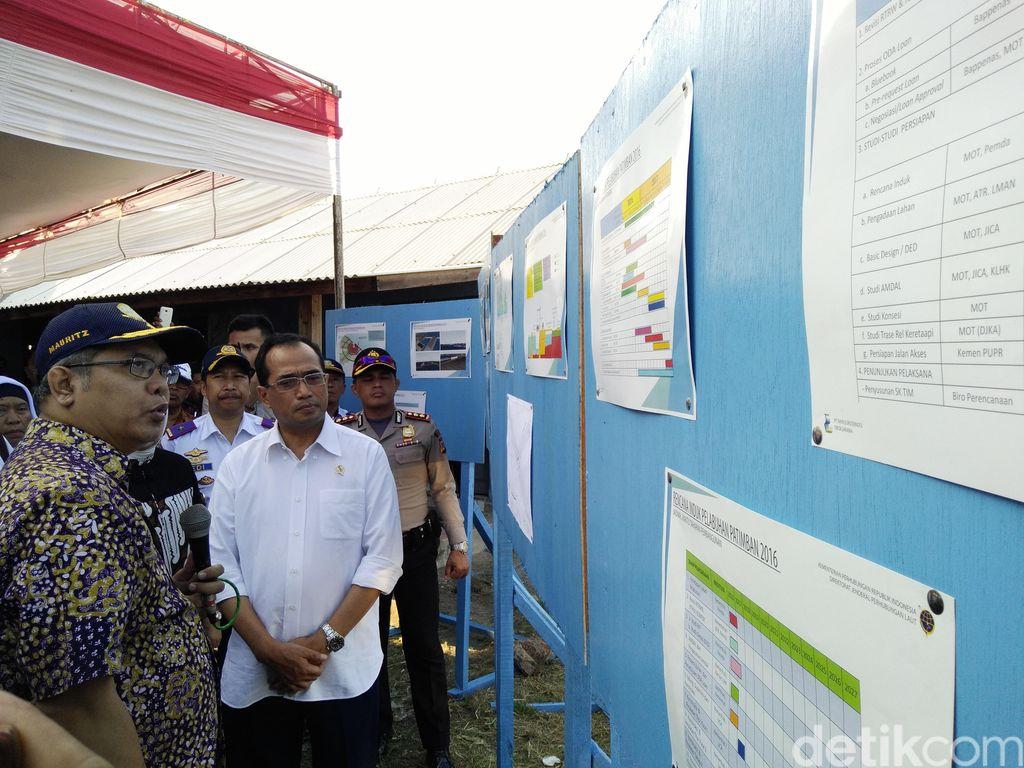 Menhub: Tiga BUMN Ikut Tender Pelabuhan Patimban