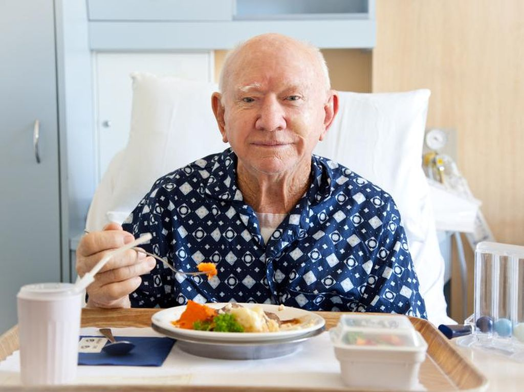 Ini Kata Ahli Gizi Tentang Makanan Pasien yang Kurang Enak