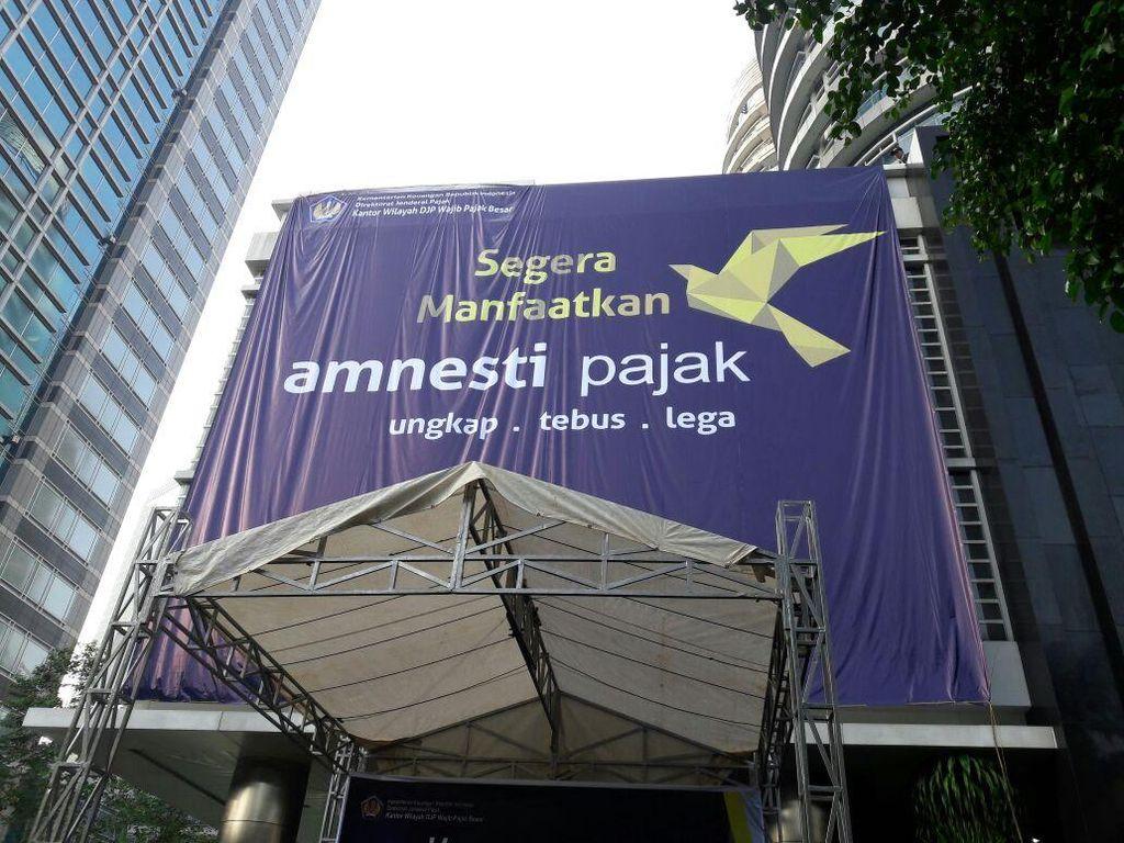 Dukung Program Tax Amnesty, Ini Pernyataan Ikatan Notaris ke Pemerintah