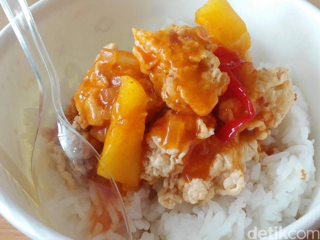 Nastop, Cara Baru Makan Nasi dengan Topping Seafood Segar yang Sedap