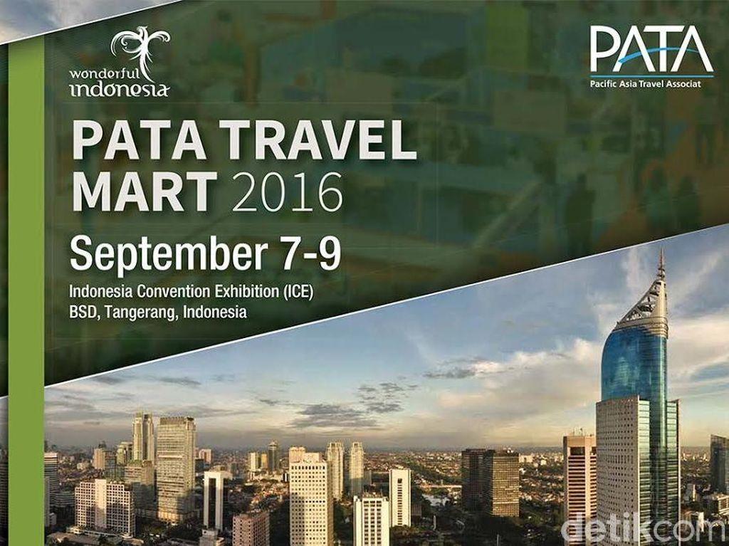 Menggenjot Pariwisata RI di PATA Travel Mart 2016