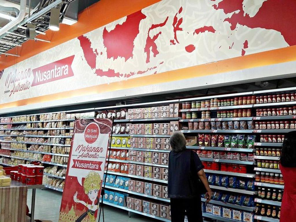 Promo Aneka Sambal Nusantara di Transmart Carrefour