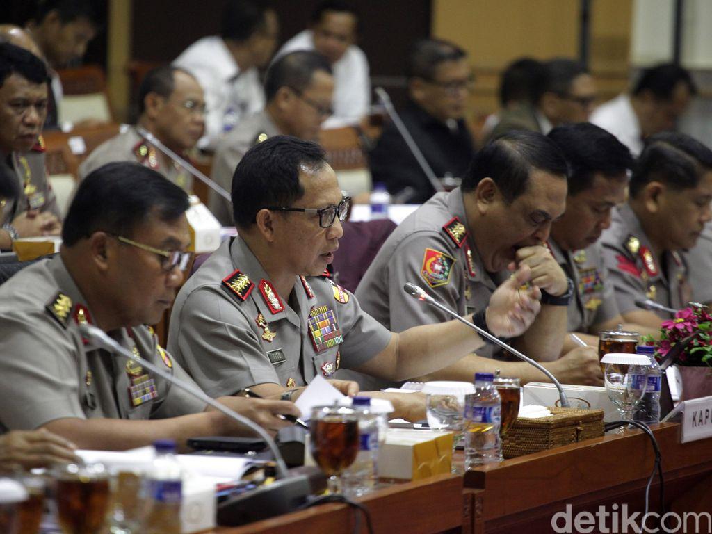 Kapolri: Kasus Kebakaran Hutan 15 Perusahaan di-SP3 pada Januari-Mei