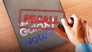 Samsung Hentikan Produksi Galaxy Note 7