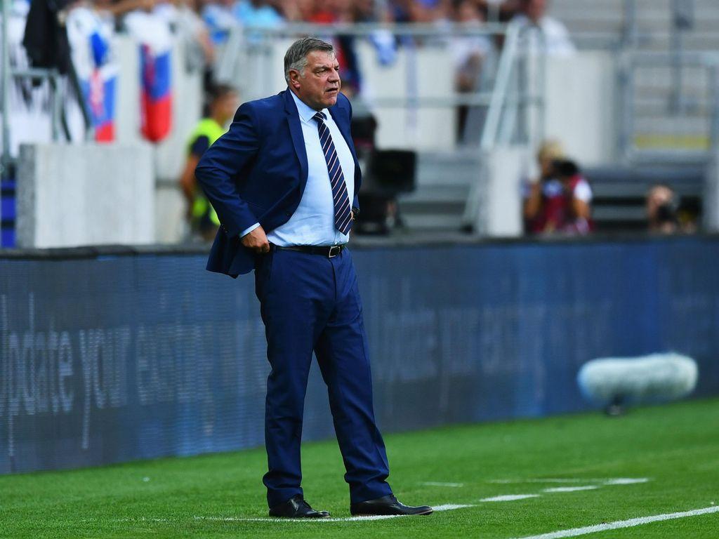 Allardyce: Inggris Layak Menang