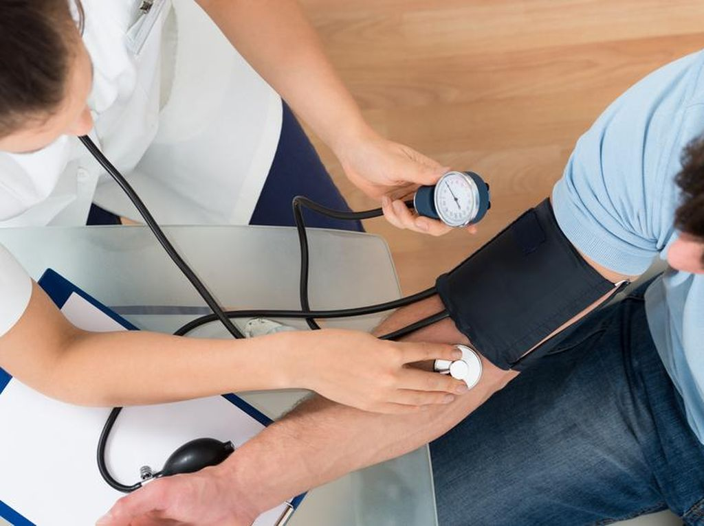 Penderita Hipertensi Sebaiknya Jalani Diet DASH yang Tinggi Asupan Buah dan Sayur