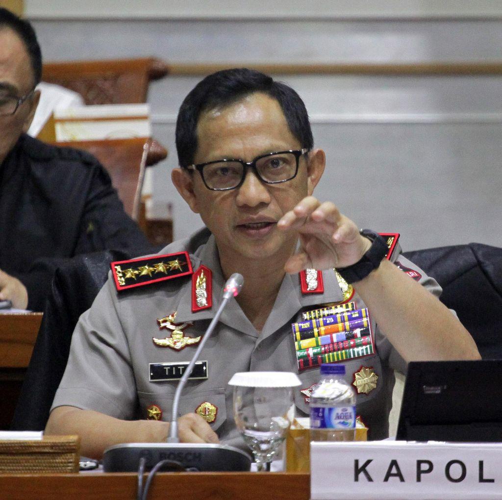 Polri Siapkan 71 Ribu Personel Amankan Pilkada Serentak