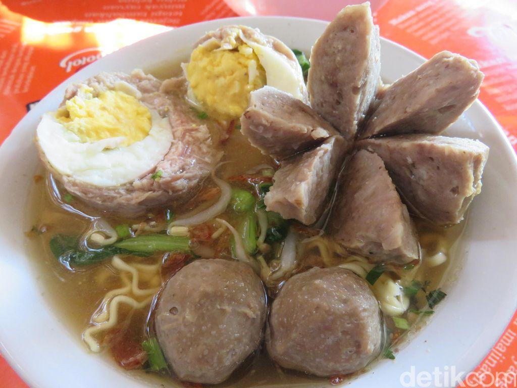 Sedang di Jakarta Barat? Ada Nasi Megono dan Bakso Rusuk yang Sedap Buat Berbuka