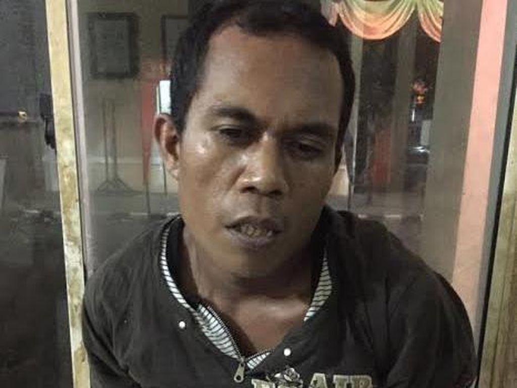 Ketahuan Gendong Kambing Kurban Hasil Curian, Suhadi Sembunyi di Gorong-gorong