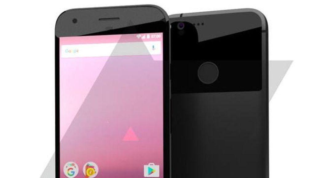 Inikah Tampang Google Nexus Pixel XL?