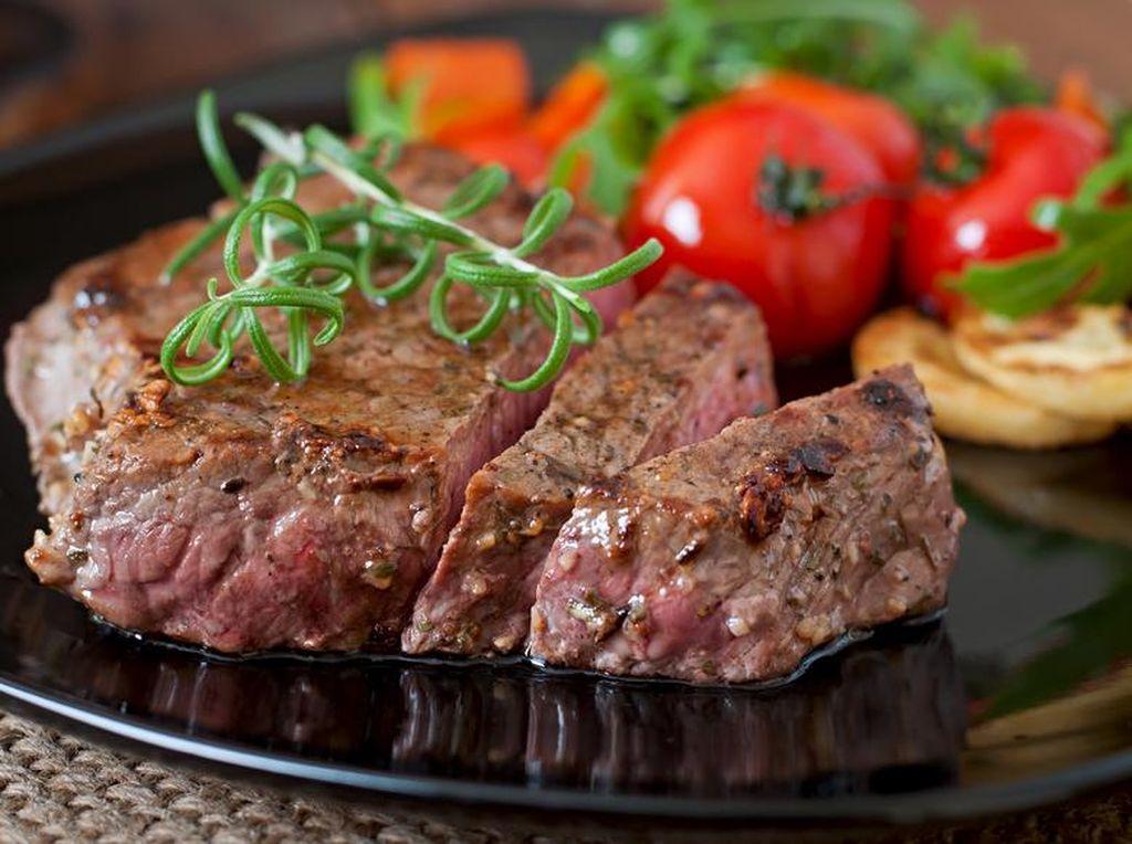 Rutin Makan Daging Sapi dan Labu Juga Bisa Turunkan Berat Badan