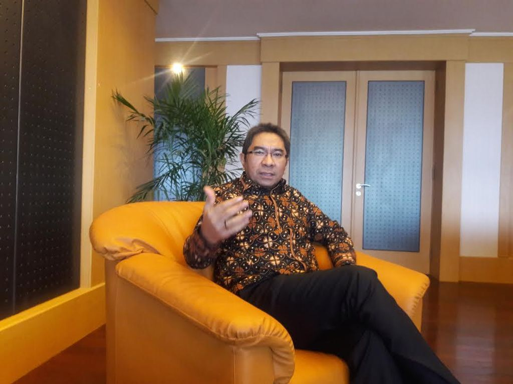 Erick Thohir Berhentikan Elvyn Masassya dari Dirut Pelindo II