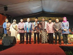 Ketua MPR Wayangan Empat Pilar, Mendikbud Jadi Dalang