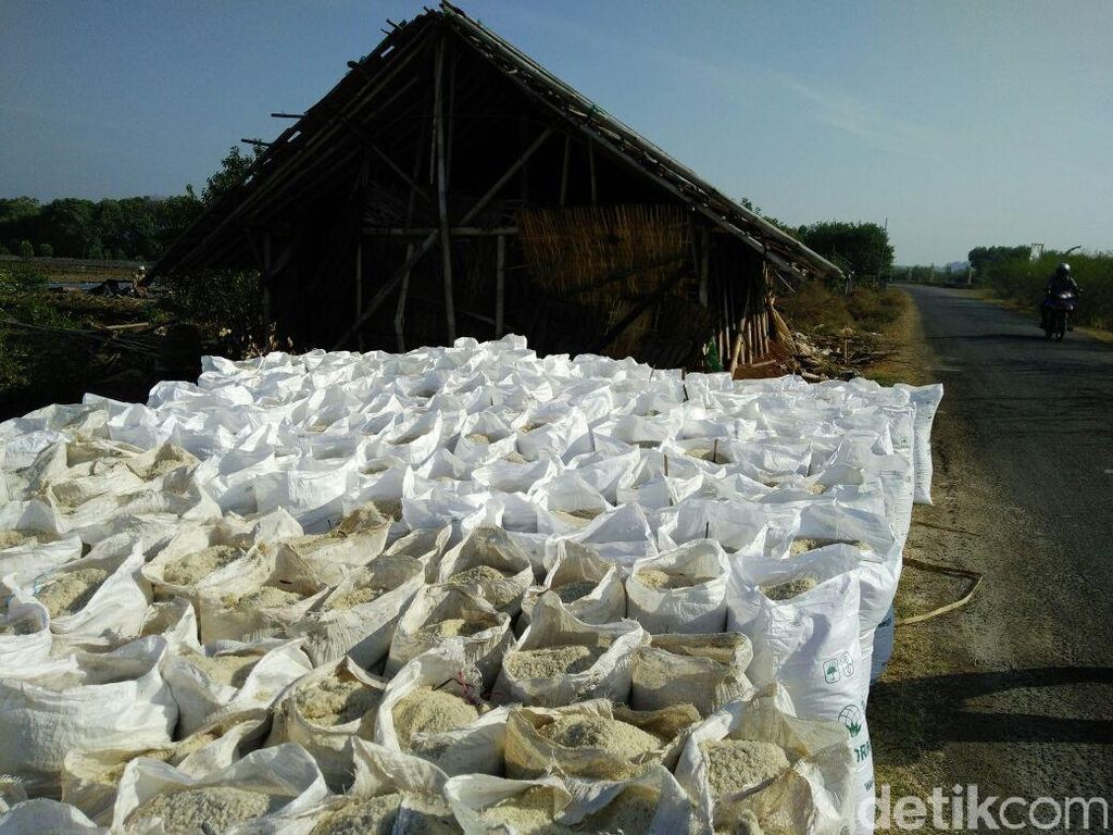 Mau Impor Garam, Darmin Tunggu Kepastian Stok Dalam Negeri