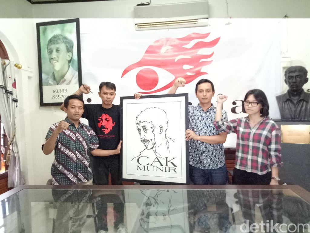 12 Tahun Berlalu, Aktivis HAM Desak Jokowi-JK Tuntaskan Kasus Munir