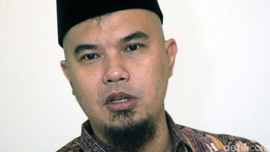Dipecat dari Lesbumi NU, Ahmad Dhani: Saya Menduga Ada Nuansa Politik