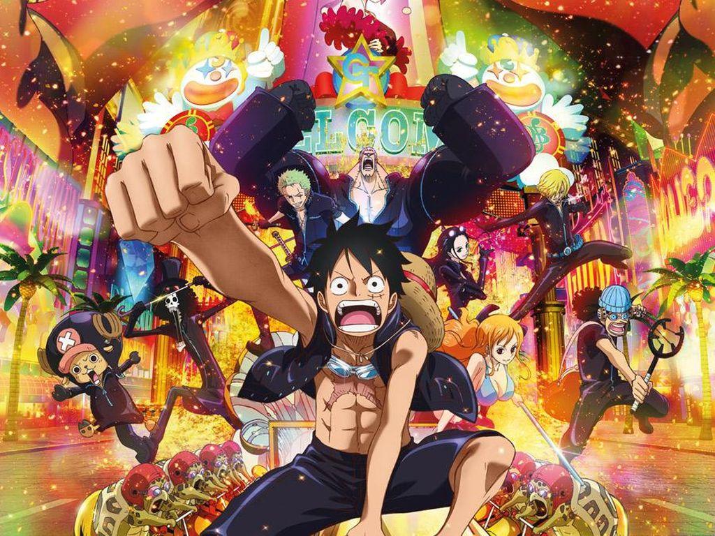 Spinoff Manga One Piece Terbaru Bakal Rilis September