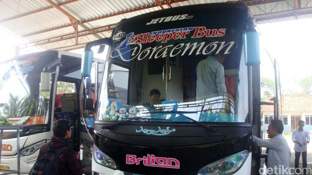 Kisah Sleeper Bus Indonesia yang Viral Tapi Sempat Dianggap Miring