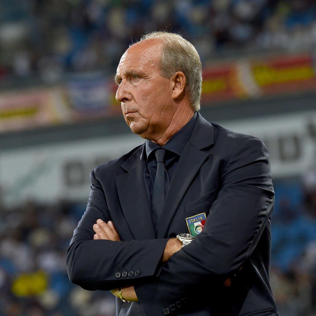 Perpanjang Kontrak, Ventura Latih Timnas Italia sampai 2020