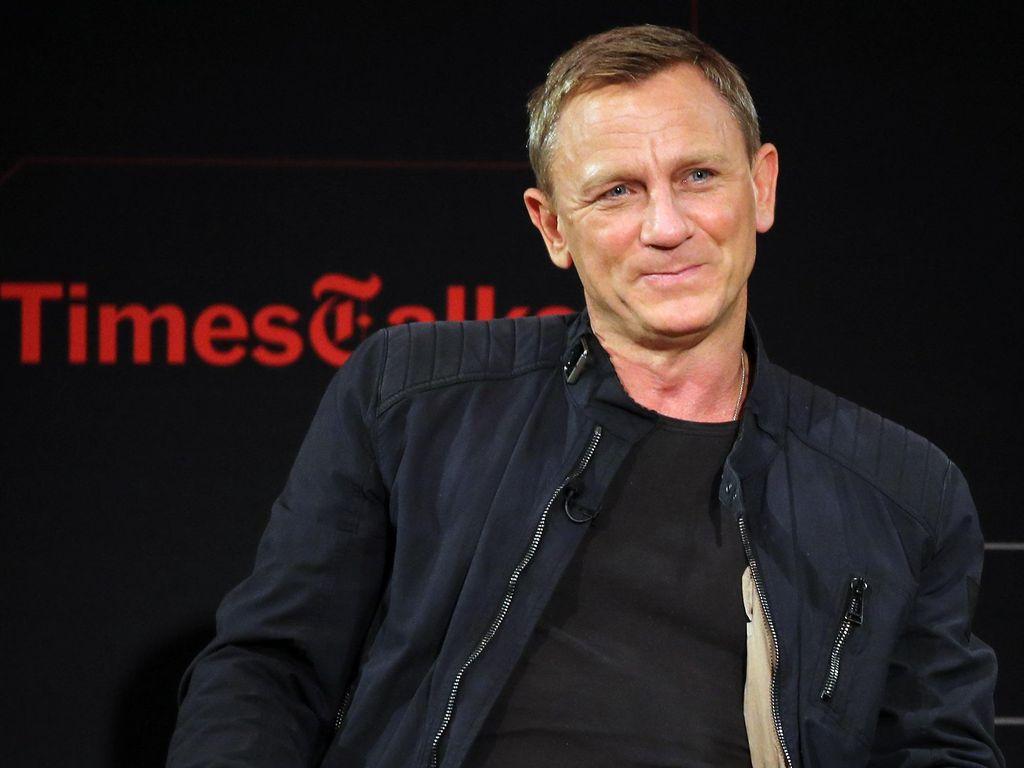 Bukan James Bond, Daniel Craig Ingin Perankan Superhero Sejak Kecil