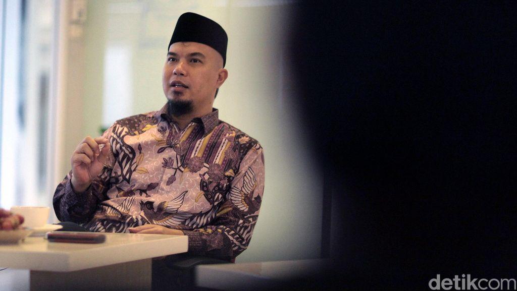 Ahmad Dhani Buka-bukaan Soal Pilgub DKI